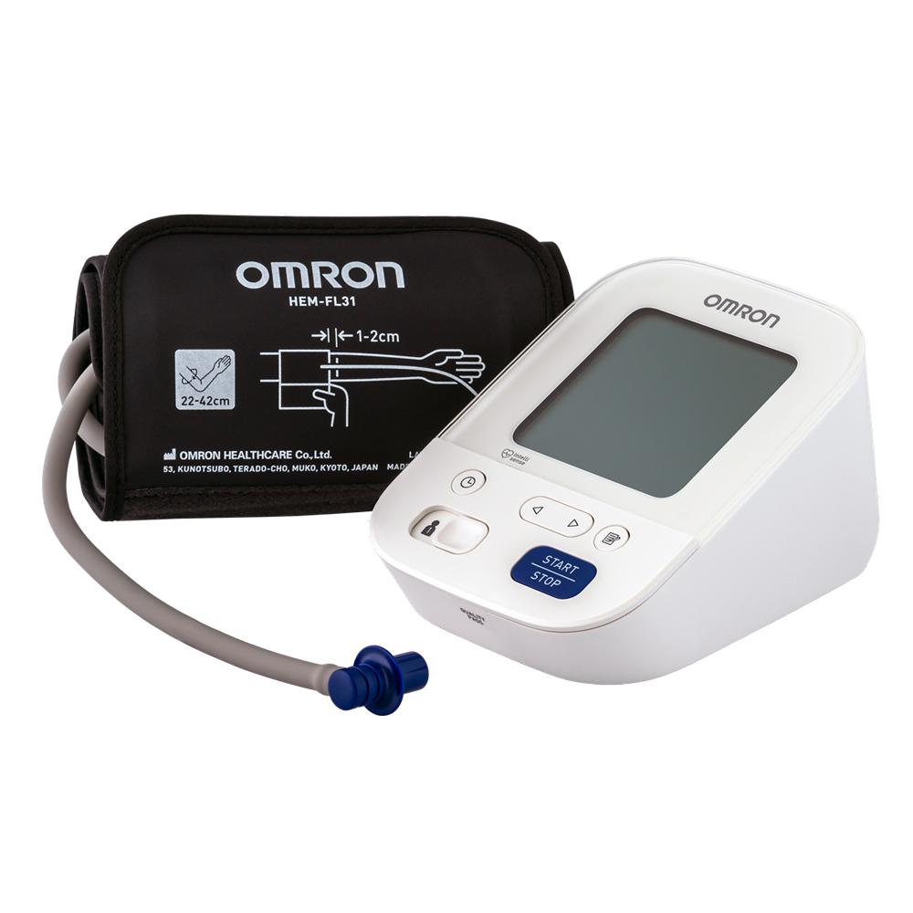 """Kraujospūdžio matuoklis """"Omron M3 Comfort"""" – Automatinis"""